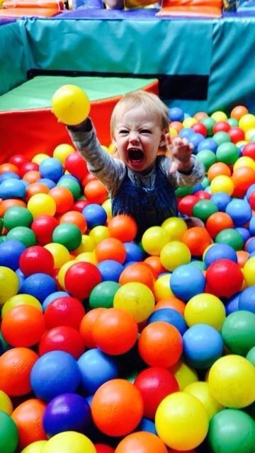Ball pool hyper excited