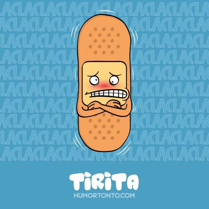 Tirita. #humor #risa #graciosas #chistosas #divertidas