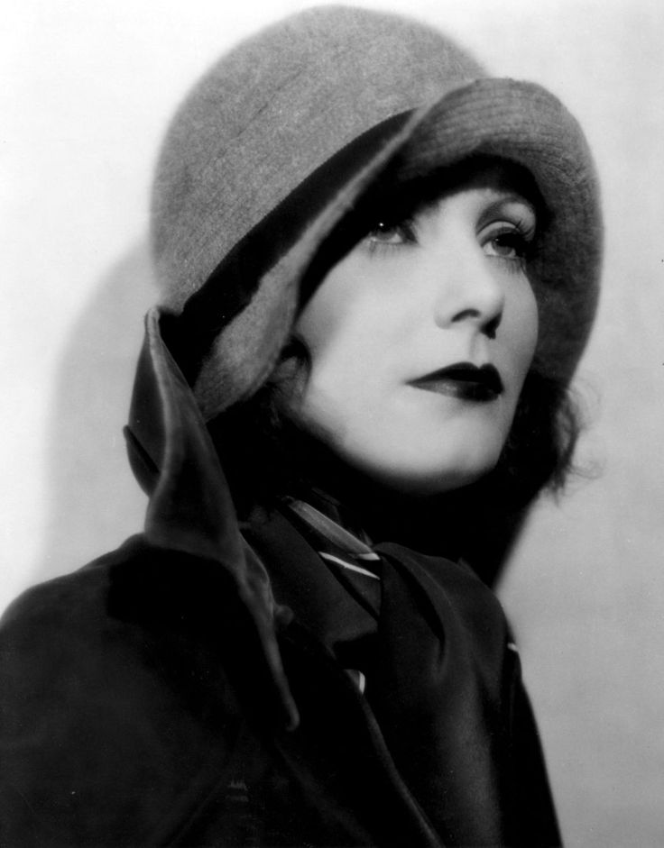 Greta Garbo - A Woman of Affairs (M-G-M, 1928)