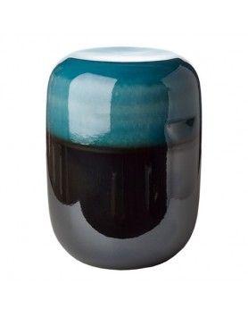 Pols Potten - Pill Stool - kruk / tafel - blauw