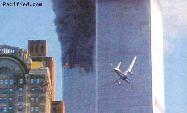 9:06 am United Flight 175 from Boston slams into #2 WT at ~450 mph. Onboard 56 passengers and 9 crew. I remember watching this unfold while watching the Today Show. I remember screaming and falling to my knees as it set in that this was no accident.