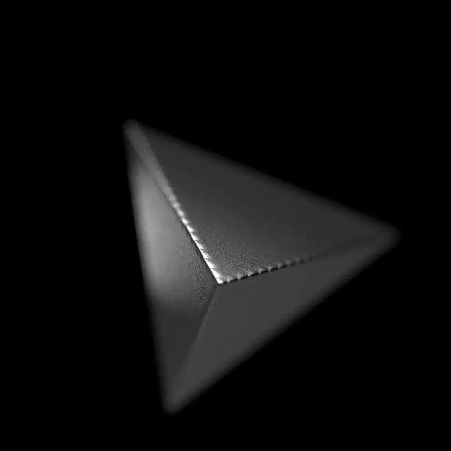 copernicusfestival's photo on Instagram Copernicus Festival / Dodecahedron evolution of form / SPIRIT  3D rendering  generative art by Tving Stage Design & Extended Studio