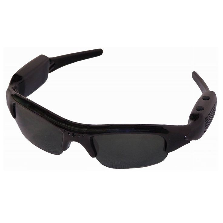 Phazzer 3 Megapixel DVR3.0 II Black Eyewear Sunglasses  by Phazzer PhaZZer DVR3.0 II Recording Eyewear is used as a hands free audio/video recording device similar to a hand held camcorder. This stylish eyewear model has a built in 3 megapixel camera and DVR with micro switch controls right at your fingertips.   http://wblack.zhuncity.com/store/product/phazzer-3-megapixel-dvr30-ii-black-eyewear-sunglasses  Price: $175.09 List Price: $208.79 Free Shipping