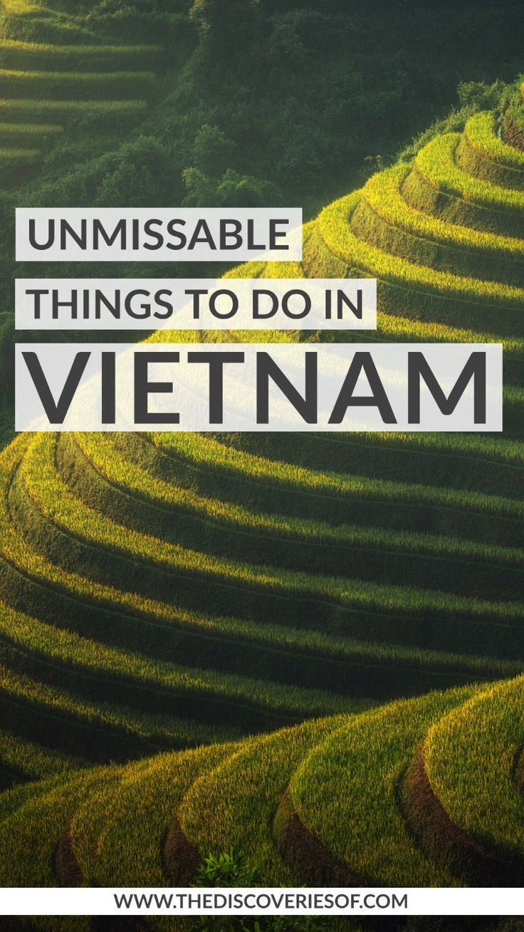 15 Incredible Places to Visit in Vietnam