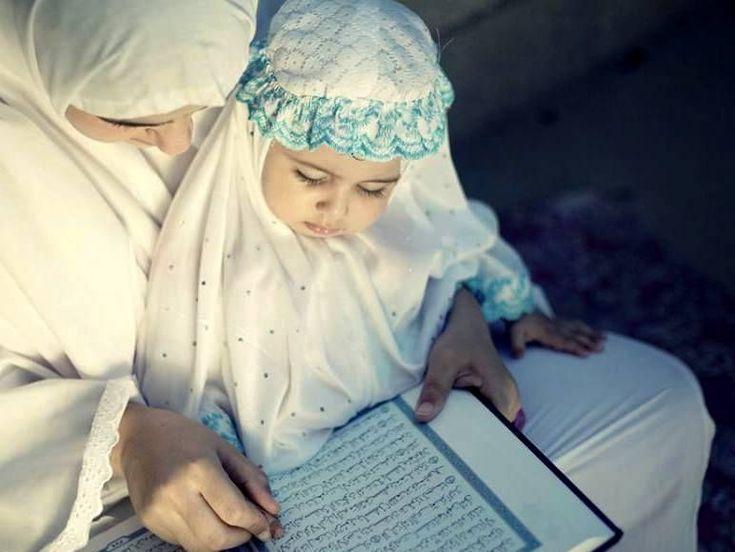 Картинки матери и сына мусульманские