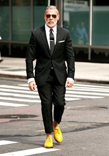 Style Icon: NickWooster