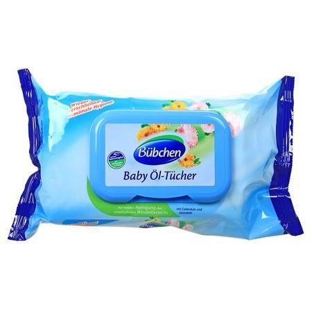 Влажные салфетки Bubchen с масляной пропиткой 72 шт  — 470р. --- Влажные салфетки Влажные салфетки Bubchen с масляной пропиткой 72 шт