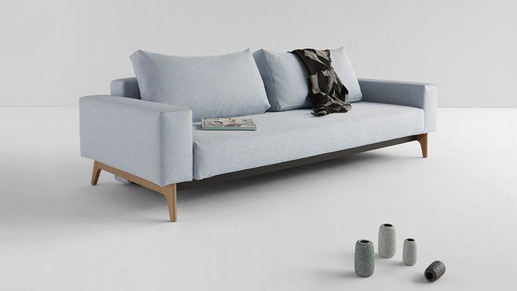 Sofa rozkładana IDUN z podłokietnikamiInnovation
