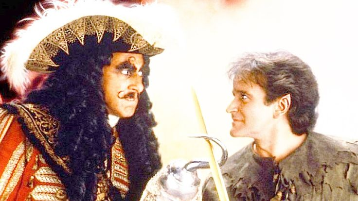 Hook. ( Chic movie. Super actors ) Welcome to childhood...