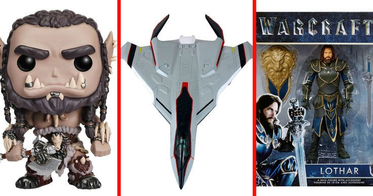 'Warcraft' & 'Independence Day 2' Toys Unveiled at New York Toy Fair -- Legendary Pictures is showing off merchandise from some of its big 2016 releases at this years NYC Toy Fair happening this weekend. -- http://movieweb.com/warcraft-movie-independence-day-2-new-york-toy-fair/