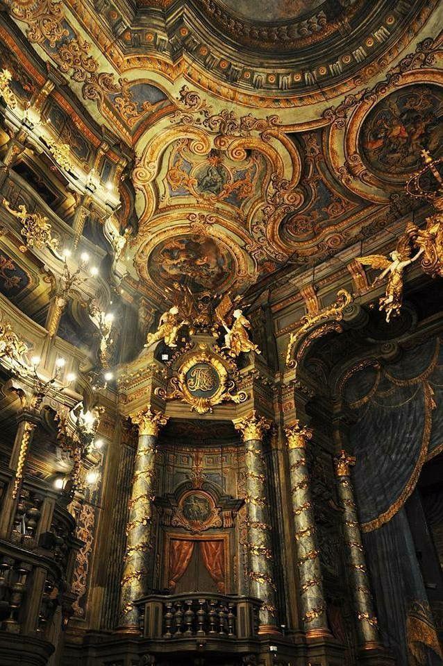 margrave opera house, germany.