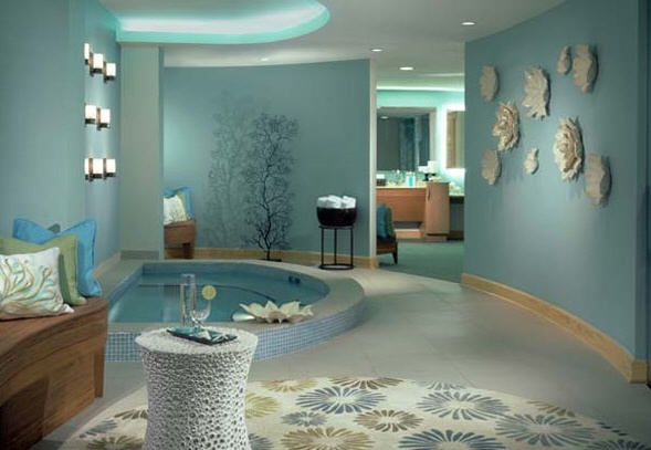 The Spa at One Ocean Resort, Florida