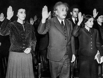 Albert einstein u s citizenship