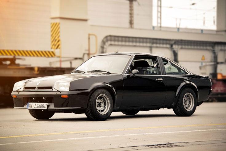 Opel Manta Irmscher 2800: Vierrädrige Rakete mit Seltenheitswert