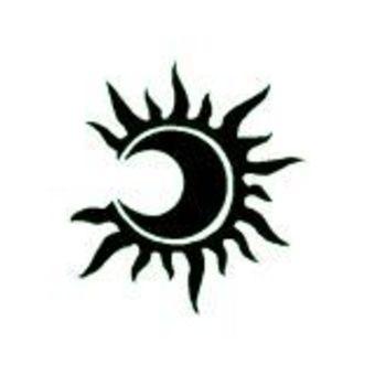 les 25 meilleures id es de la cat gorie soleil tribal sur pinterest soleil mandala tatouage. Black Bedroom Furniture Sets. Home Design Ideas