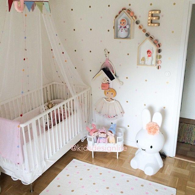 10 ideas about canopy over crib on pinterest girl nursery themes nursery and cute room ideas - Miffy lamp usa ...