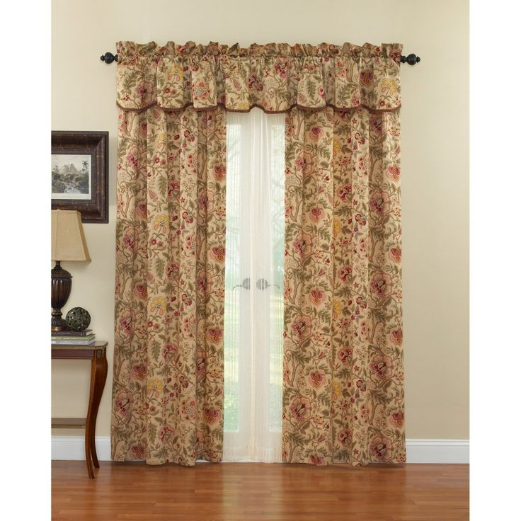 10 Best Ideas About Waverly Curtains On Pinterest