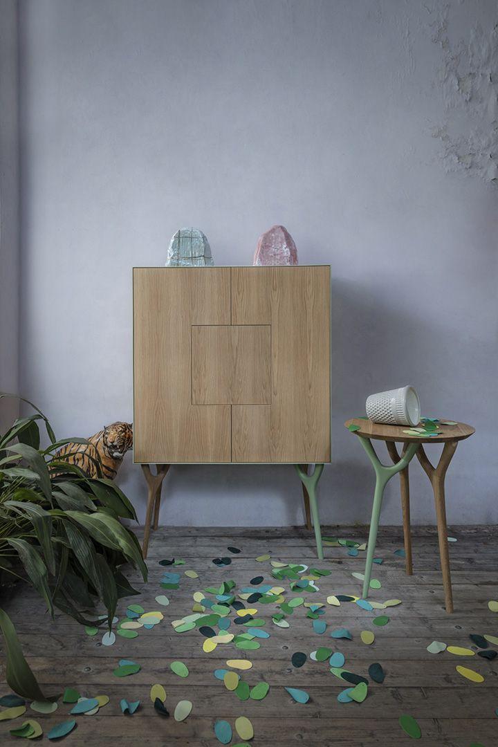 Vito Nesta, nato in Puglia 28 anni fa, vuole riportare il concetto di bello nelle nostre case, con un design made in italy e creati dal vissuto.