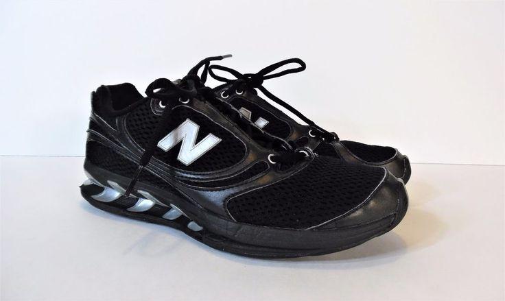New Balance Women's Running Training Athletic Sneakers WW850BS Black Silver US 6 #NewBalance #RunningCrossTraining