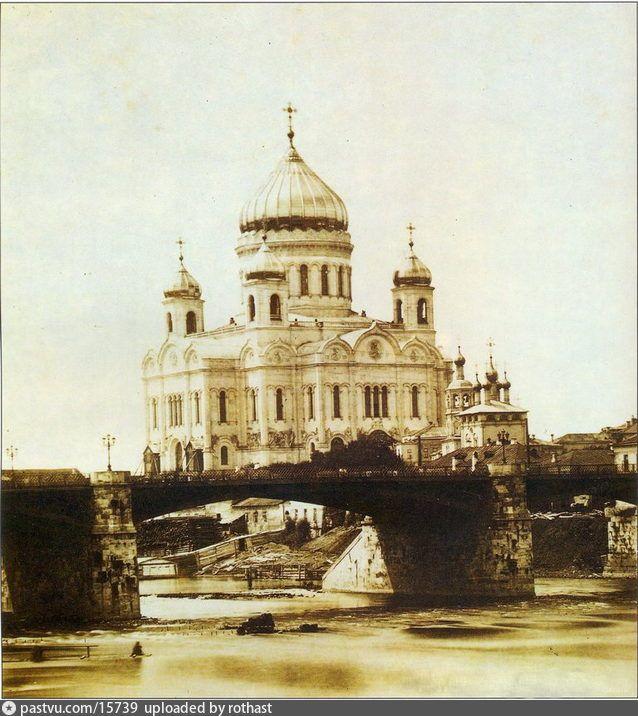 Старейшие фотографии Москвы – Варламов.ру