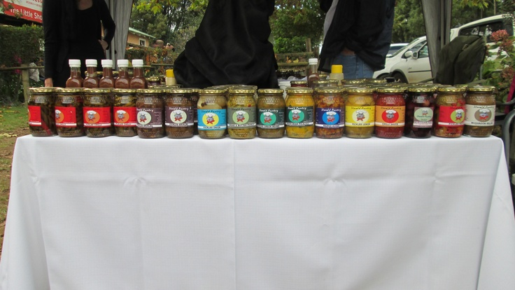 Follow us on the social grid and stand a chance to win mouth watering Jam's filled with the warmth of the Lowveld ....
