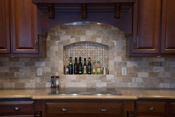 Kitchen Backsplash Natural Stone Angora 3 Quot X6 Quot Picasso