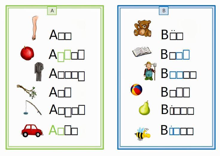 170 besten Montessori Buchstaben & Erstes Schreiben Bilder auf ...