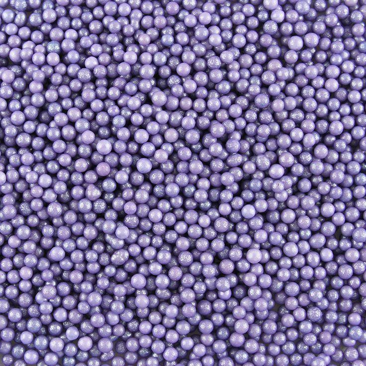 4mm Purple Sugar Pearls 78 5222u Country Kitchen Sweetart