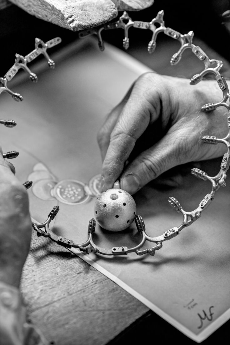 Perles d'Eclat - Savoir-faire #HoteldelaLumiere #HighJewelry #Boucheron