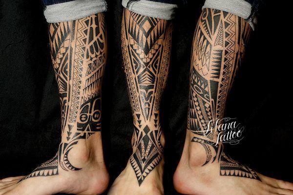 samoan tribal tattoo トライバルタトゥー TOKYO|渋谷のタトゥースタジオ|TIFANA TATTOO