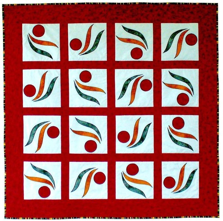 Whirligig, a Sudoku Quilt | Craftsy