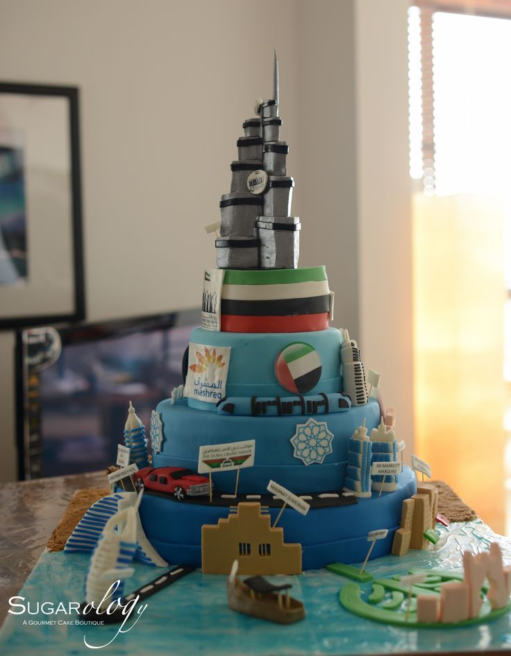 UAE National Day Cake Special Occasion Cakes Pinterest ...