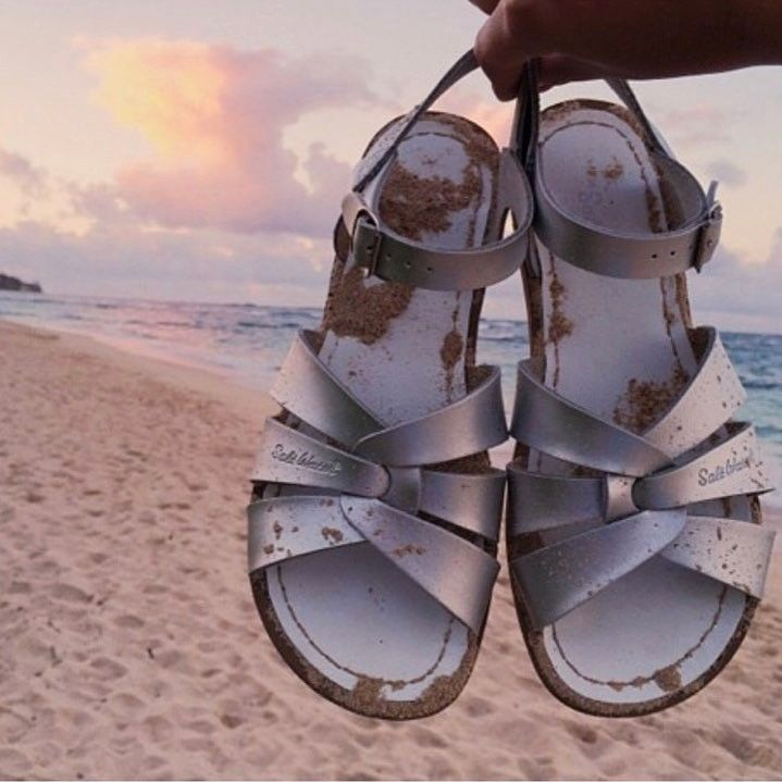 New Season's Saltwater Sandals are Here