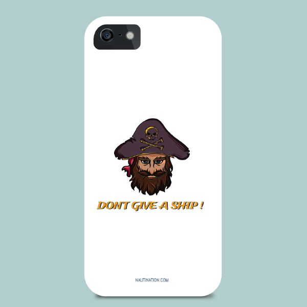 Smart Phone Cover - Don't give a ship | Nautination gifts for sailors, boaters…