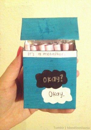 cajas cigarros bajo reutilizar cartas dulces comida regalos bricolaje