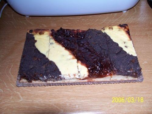 0141. koláč na plech od Kovářka - recept pro domácí pekárnu