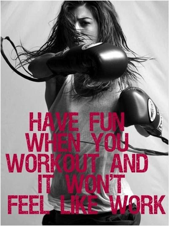 7 Simple Ways To Make Exercising More Fun