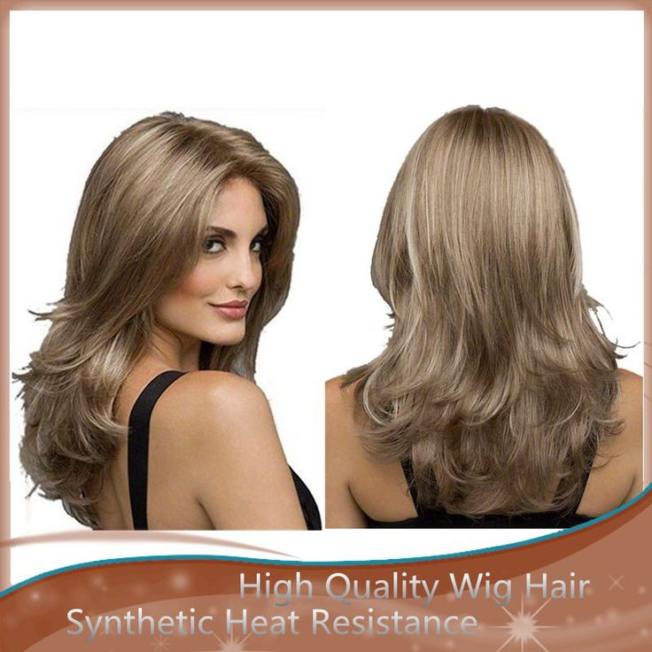 Very Attractive Blond Wig Hair