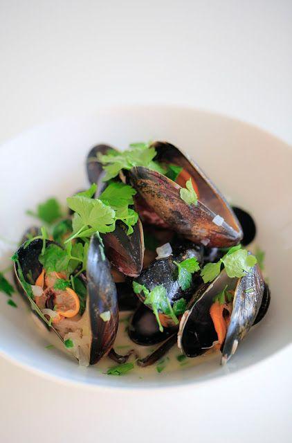 majas kokvrå: Moules marinières