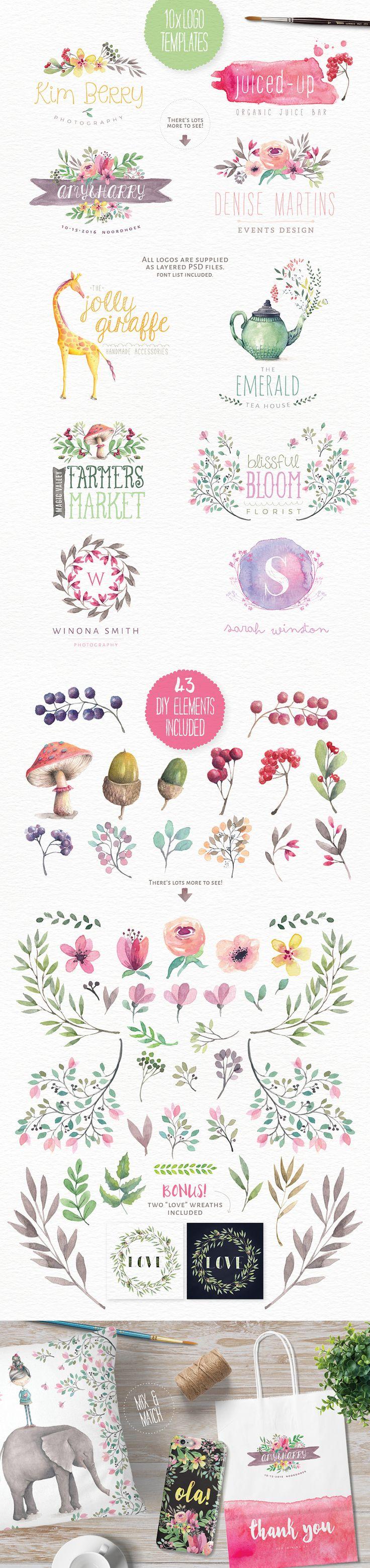The Creative Designer's Complete Illustration Kit