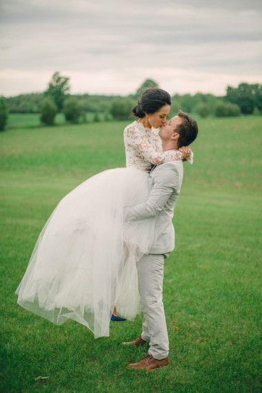 wedding-dress-separates-reem-acra-stylemepretty