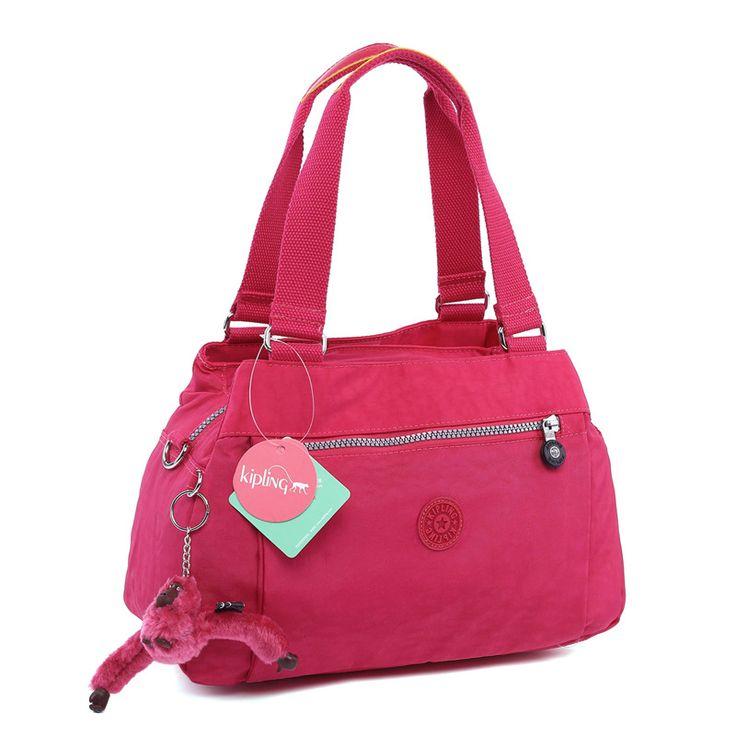 Female Women Kipling Handbag with Monkey Chain.31x20.5x12cm,High Quality,Only 25USD