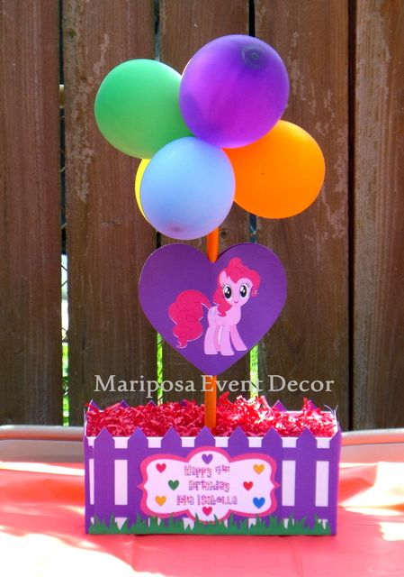 My Little Pony Birthday Party Ideas | Photo 1 of 24 | Catch My Party