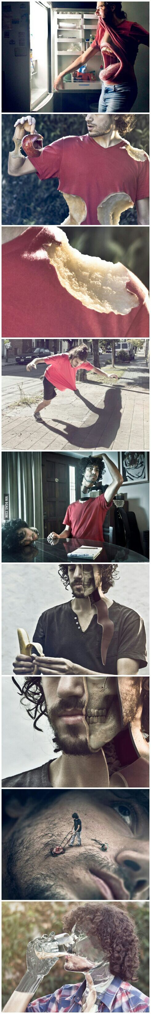 some very nice foto manipulations