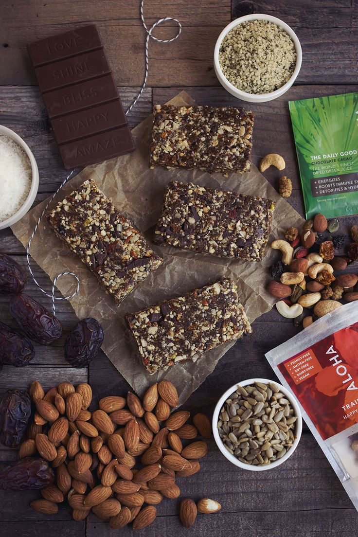 These grain-free trail mix bars are delicious, simple-to-make and full of antioxidant-rich goodness.