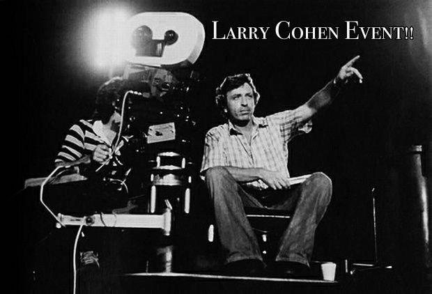 The Quad's pocket retrospective celebrates genre master Larry Cohen