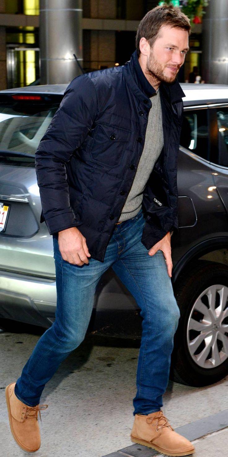 Tom Brady UGG Embed