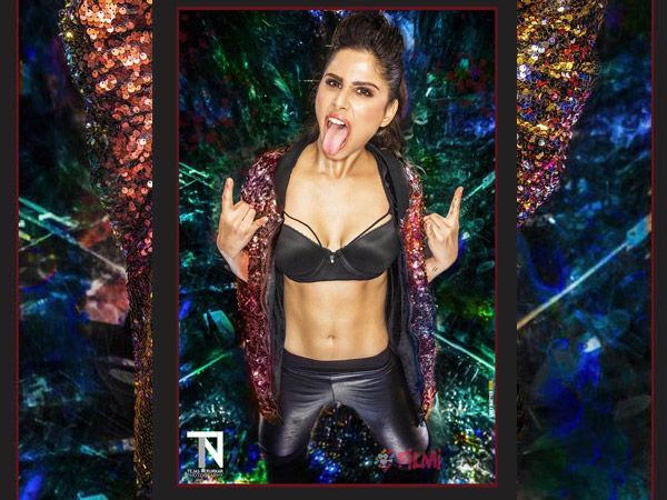 """Sai Tamhankar, who starrer in films such as Hunterrr and Ghajini, has a drastic makeover by reliougsly following a fitness routine and working out at the gym really hard. She shared her well-toned body on Twitter and man, she looks way too hot! She opened up by saying to HT, """"I always..."""