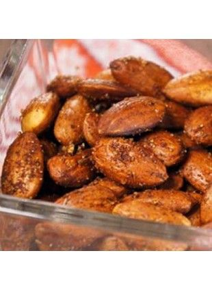 Online Salted Almond In India at  Foodfeasta.com