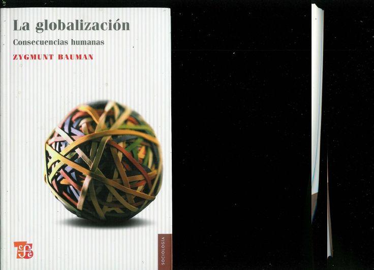 Globalización-Zigmunt Bauman Completo